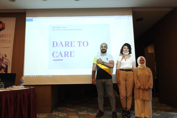 Dare to Care Workshop