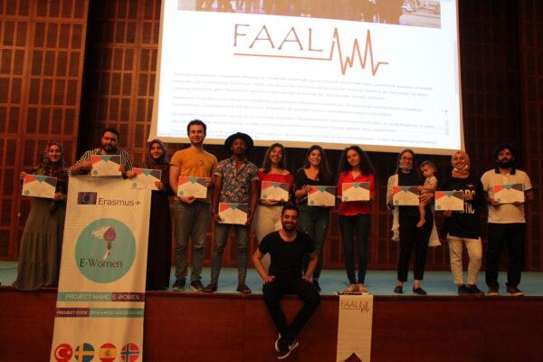 E-Women Projesi Eğitim Kampı Nasıl Geçti?